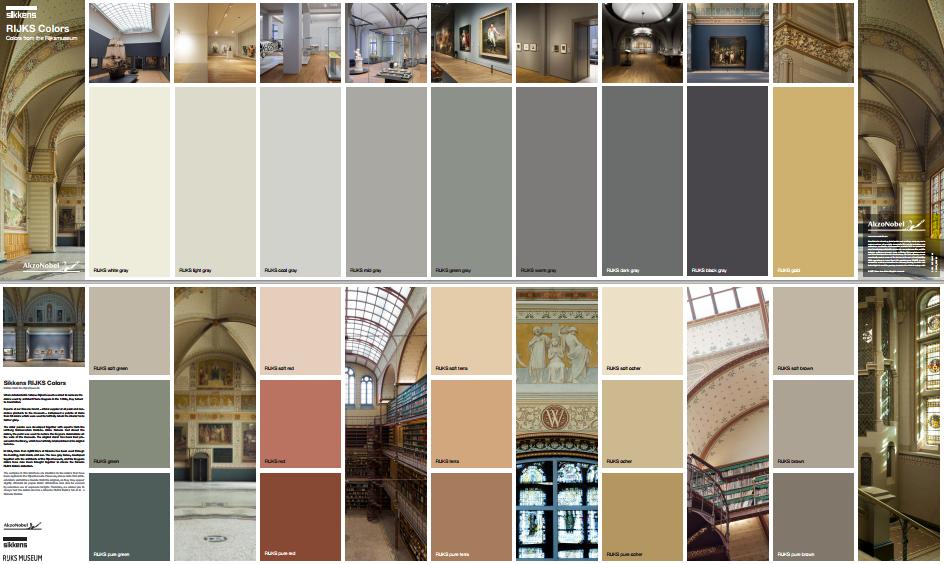 Sikkens Rijks Colors kleuradvies
