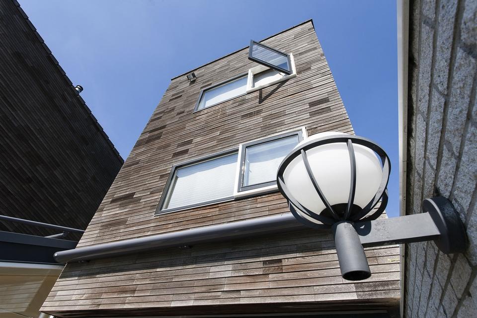 Gehele buitenschilderwerk woning (Bornholmpier, Zaandam)