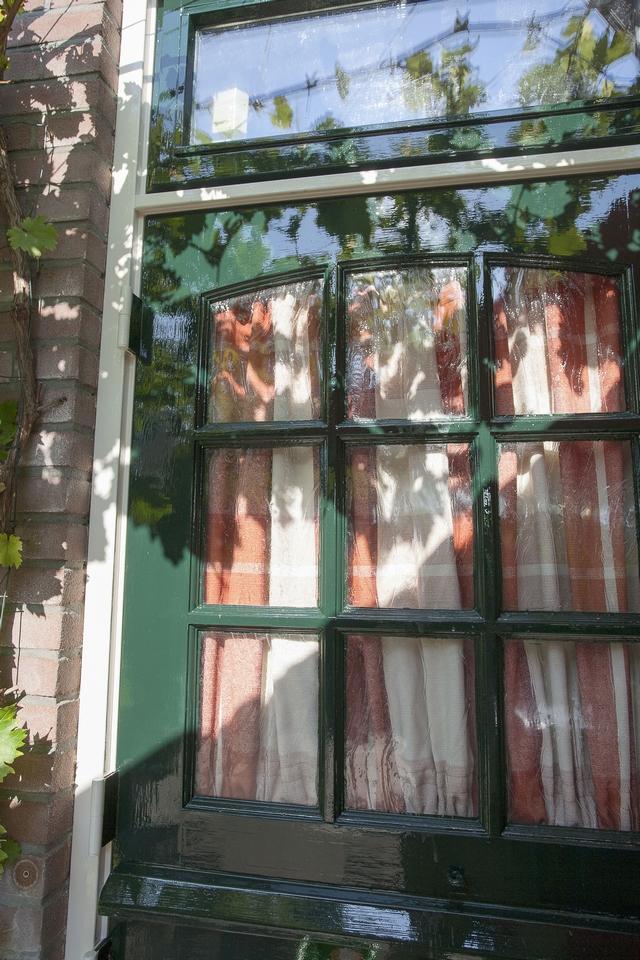 Buitenschilderwerk woning (Wezenland, Wormer)