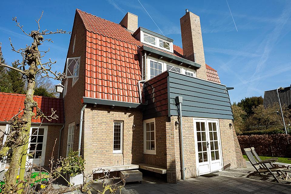 Gehele buitenschilderwerk particuliere woning (Noord Holland)