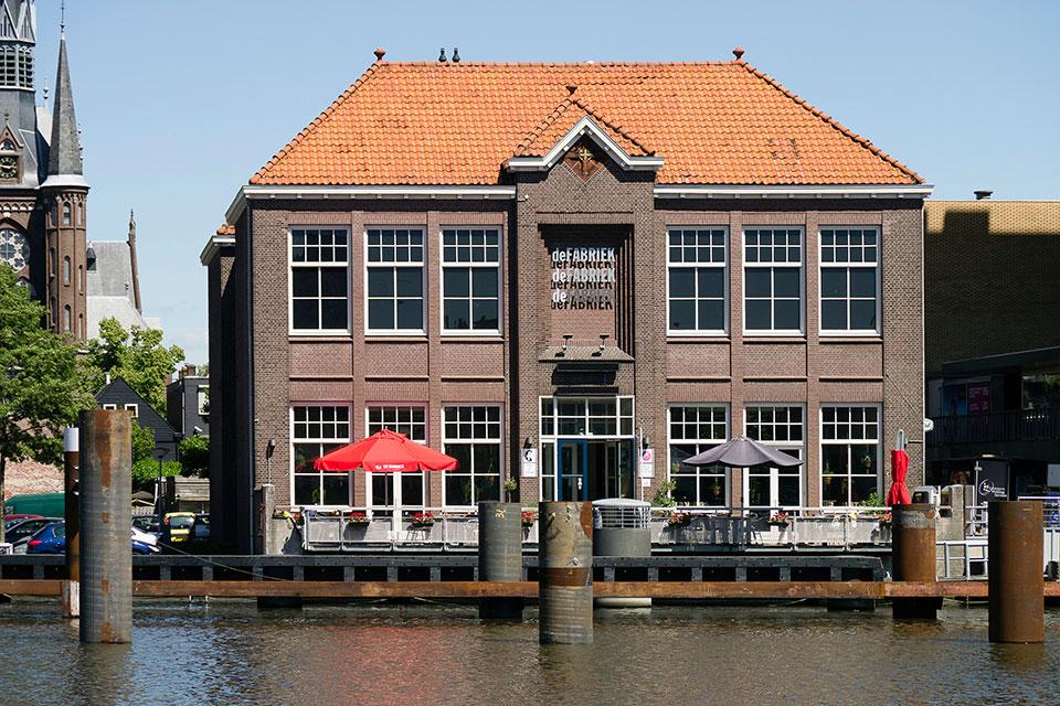 Filmtheater De Fabriek (J. Sijbrandsteeg, Zaandam)