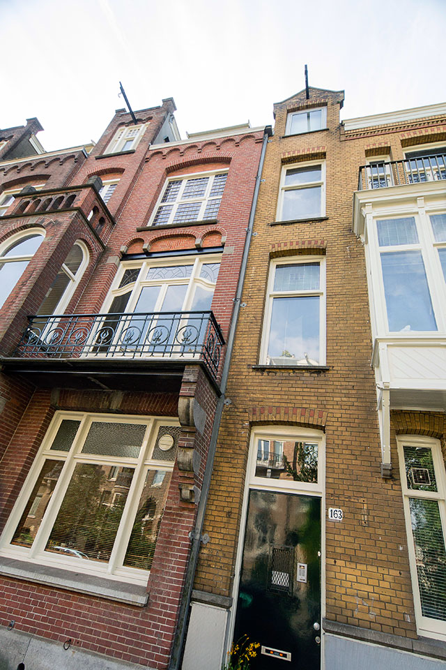 Houtrotherstel en buitenschilderwerk Internationale Montessori Vereniging