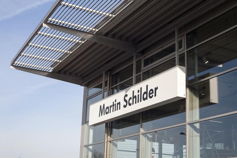 Schilderwerk luifel Martin Schilder Heemskerk