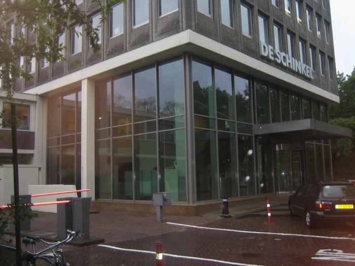 Kantoorgebouw De Schinkel Amsterdam.