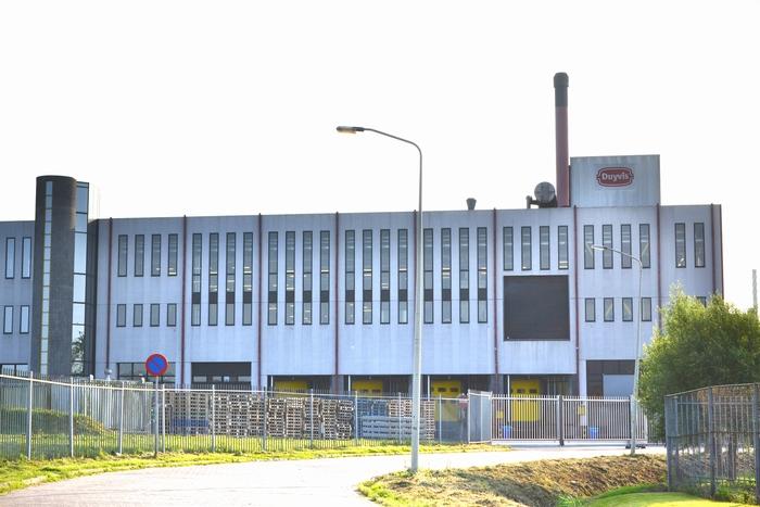 Binnenschilderwerk Duyvis fabriek Zaandam