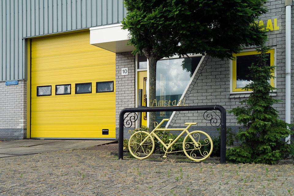 Bedrijfsverzamelgebouw (Papiermakersstraat, Wormer)