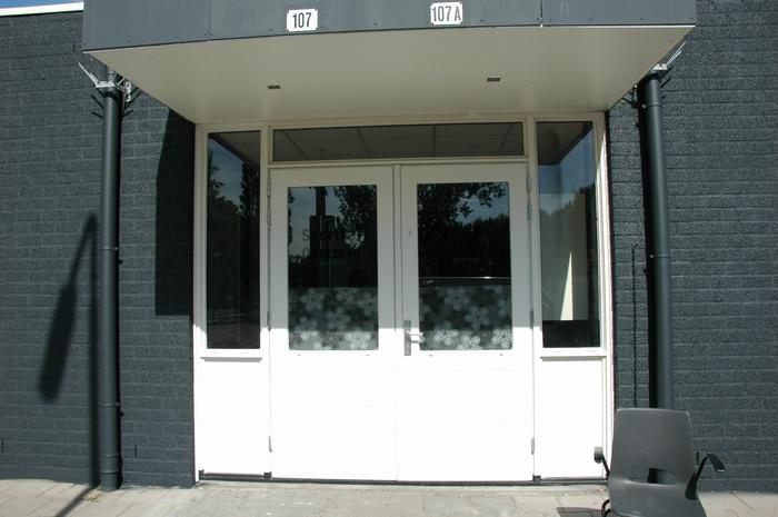 Gehele binnen- en buitenschilderwerk Sporthal (Oostzaan)