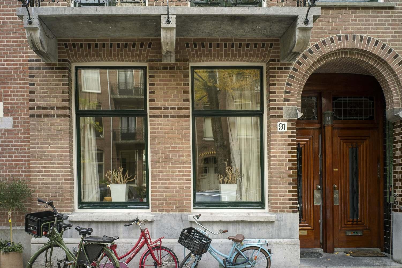 Buitenschilderwerk VvE Amsterdam