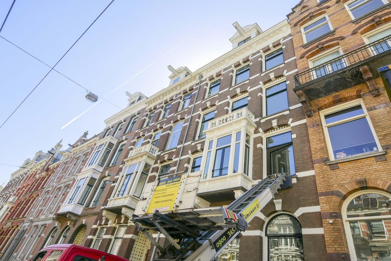 Buitenschilderwerk VvE Weteringschans Amsterdam