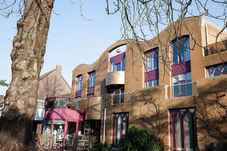 Compleet houtrotherstel appartementengebouw (Bloemlust, Heemskerk)