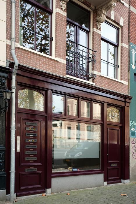 Buitenschilderwerk VVE Plantage Middenlaan (Amsterdam)